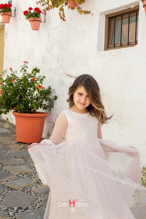 Fotos de comunión en Estepona y Marbella