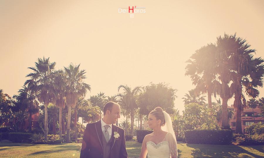 Reportaje de boda en Estepona