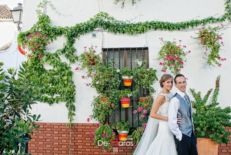 Fotógrafos de boda en Estepona