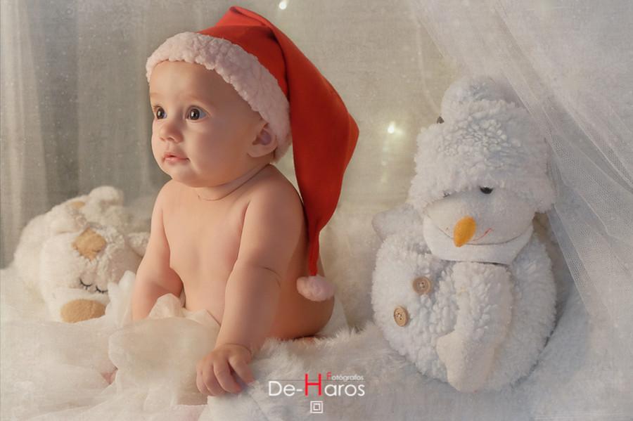 Fotografías creativas de Navidad