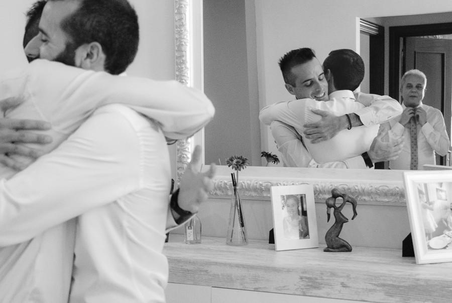 fotografías de boda emotivas