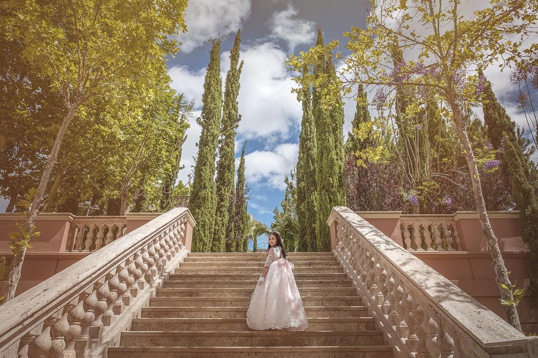 Las mejores comuniones de exteriores de Villa Padierna