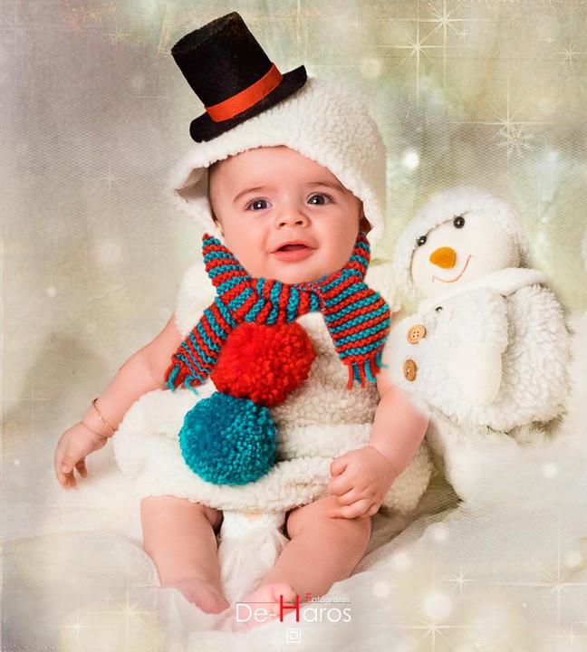 Fotografía de Navidad. Fotografía Familiar