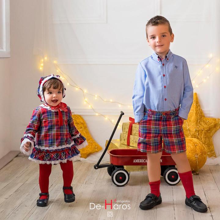 Reportajes de Navidad en De Haros estudio fotográfico