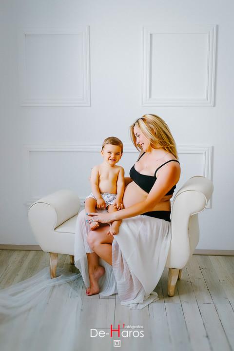 Fotos de embarazo y familiar