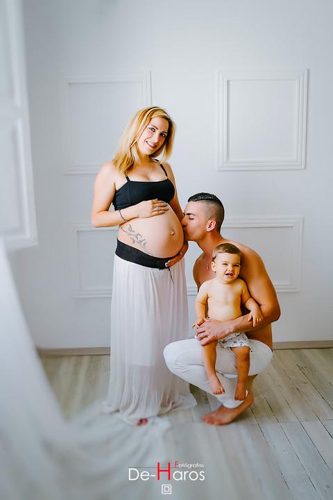 Las mejores fotos y reportajes de embarazo en Estepona