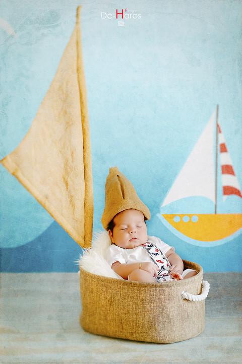 Fotógrafo de Recién Nacidos