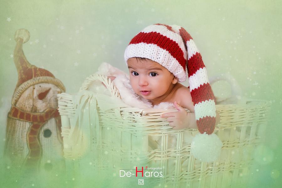 Navidad en De Haros estudio fotográfico