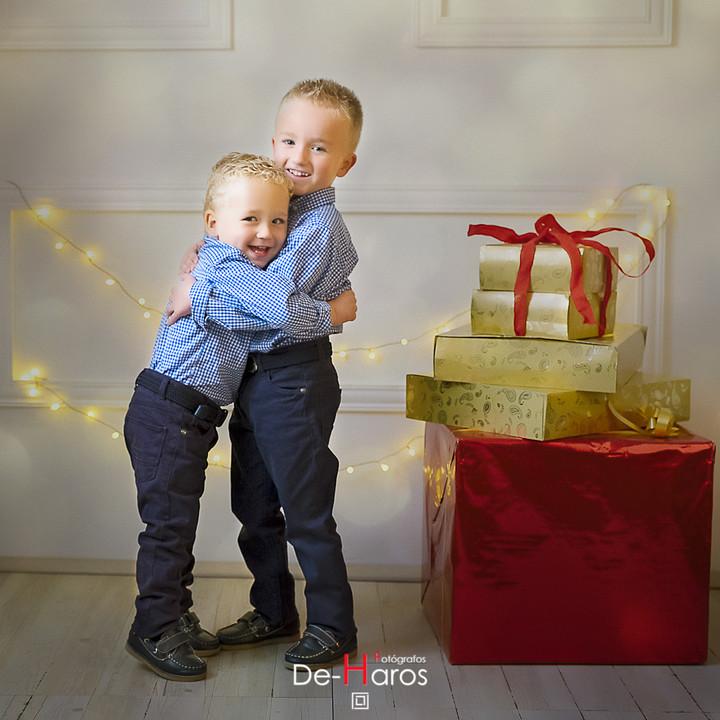 Estudio fotográfico De Haros y la Navidad