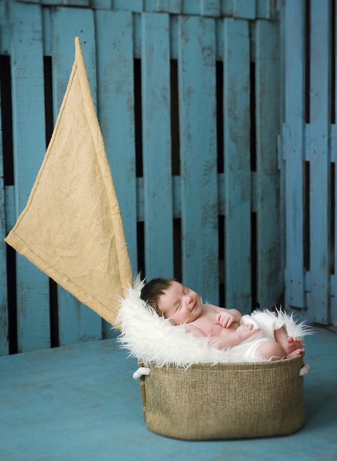 Las mejores fotos re recién nacidos en Marbella
