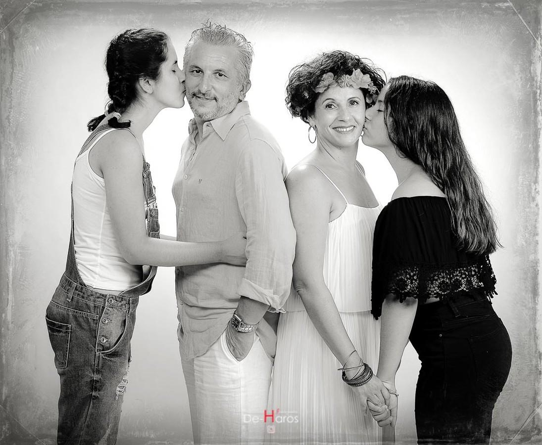 Las mejores fotografías de familia
