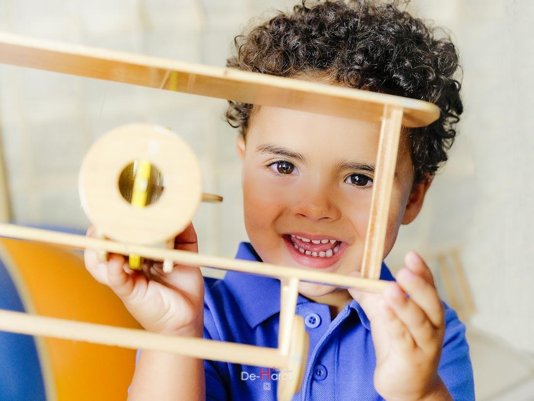 Fotografía artística infantil